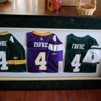 Jersey Display
