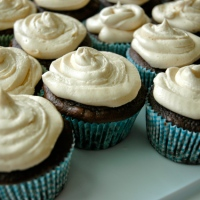 Peanut Butter Frosting for Cupcakes