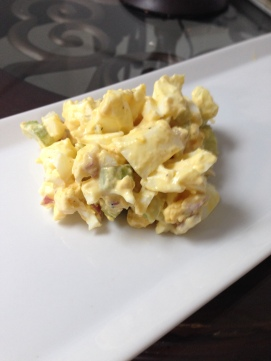 Heatlhy Egg Salad