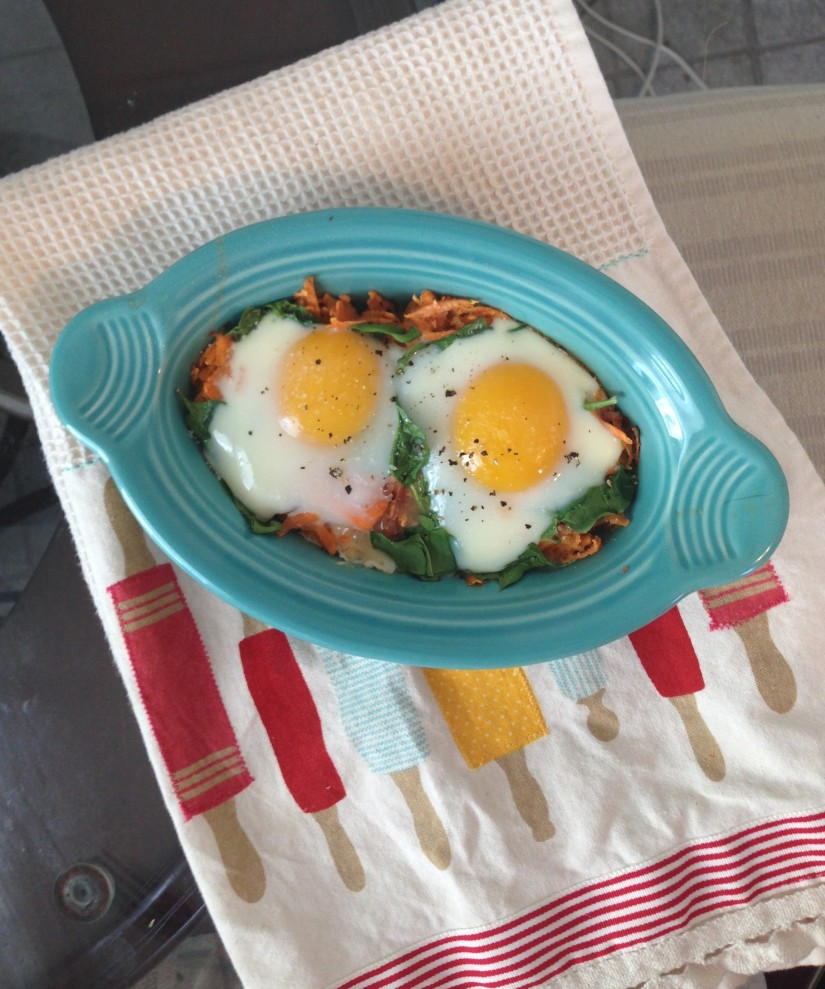Breakfast Skillet Single Serve