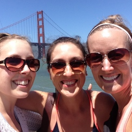 Obligatory Golden Gate Selfie!!