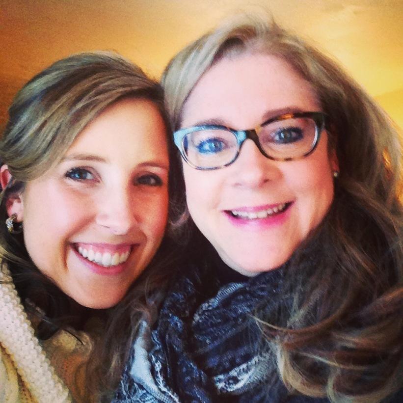 Me and mama!