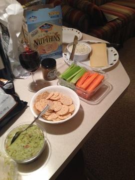Snacky Dinner