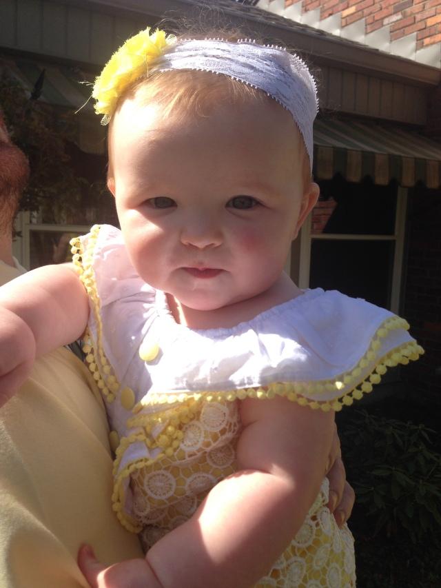 Baby Harper - 9 months old