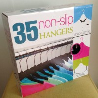 Best Hangers Ever + Closet Clean Up
