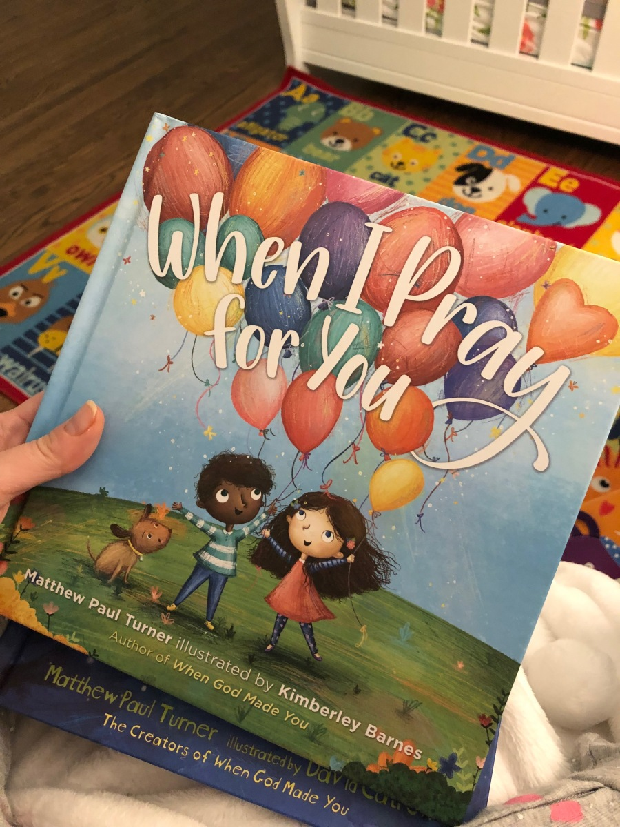 When I Pray For You {Children's Book}